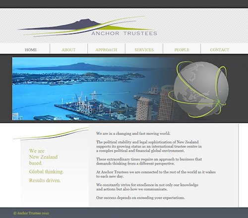 Anchor Trustees Home Page